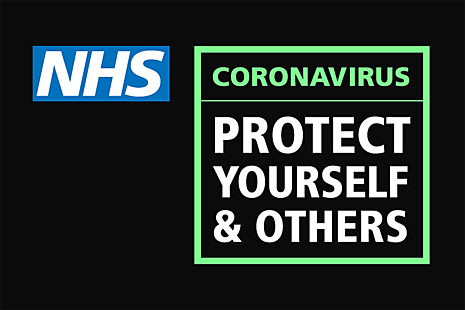 NHS information about how coronavirus is spread and how to avoid catching or spreading germs.